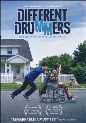 Different Drummers, DVD   -     By: Don Caron, Lyle Hatcher