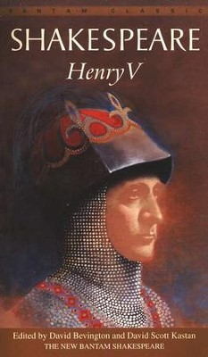Henry V   -     Edited By: David Bevington     By: William Shakespeare