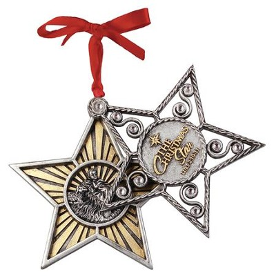 The Christmas Star Ornament  -