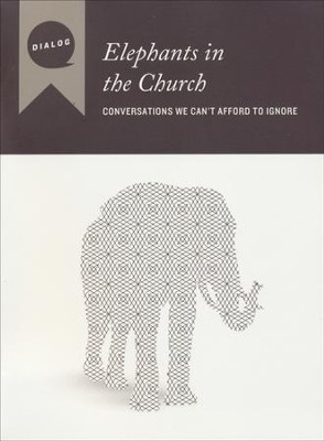 Elephants in the Church: Conversations We Can't Afford to Ignore, Participant's Guide  -     By: Kevin Hancock, Eric Forgrave, Jon Johnston