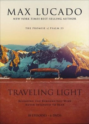 Traveling Light, 6-DVD Set   -     By: Max Lucado