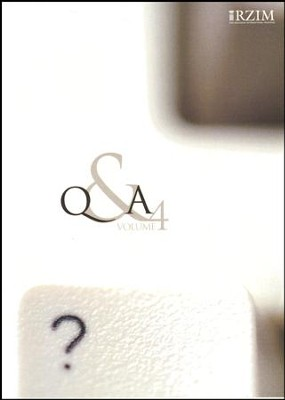 Columbia University: Q&A Volume 4 - DVD   -     By: Ravi Zacharias