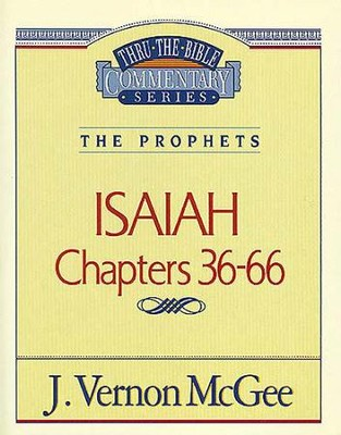 Isaiah II - eBook  -     By: J. Vernon McGee