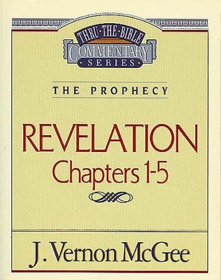 Revelation I - eBook  -     By: J. Vernon McGee