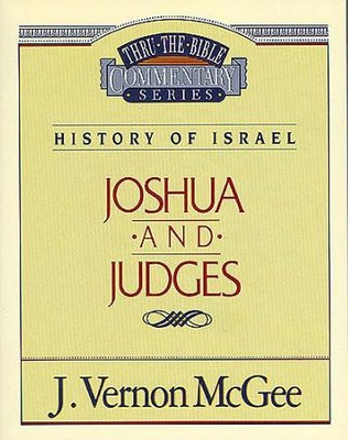 Joshua / Judges - eBook  -     By: J. Vernon McGee