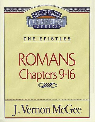 Romans II - eBook  -     By: J. Vernon McGee