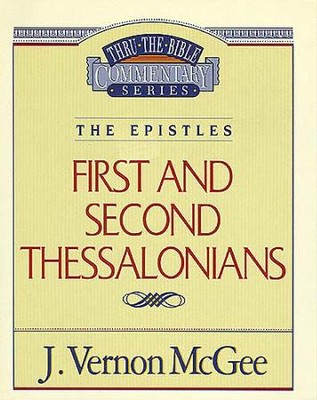 1 & 2 Thessalonians - eBook  -     By: J. Vernon McGee