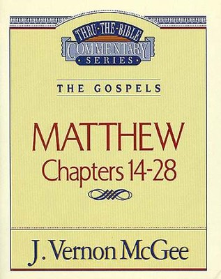 Matthew II - eBook  -     By: J. Vernon McGee