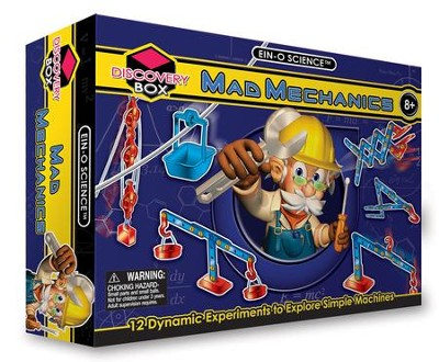 Mad Mechanics  -