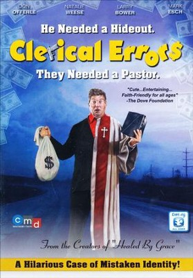 Clerical Errors, DVD   -