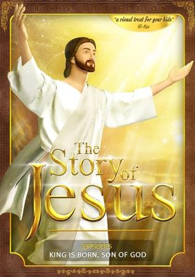 The Story of Jesus (3D)  -