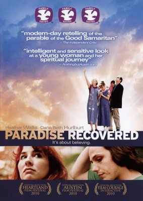 Paradise Recovered, DVD   -