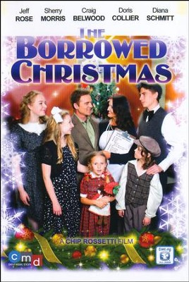 The Borrowed Christmas, DVD   -