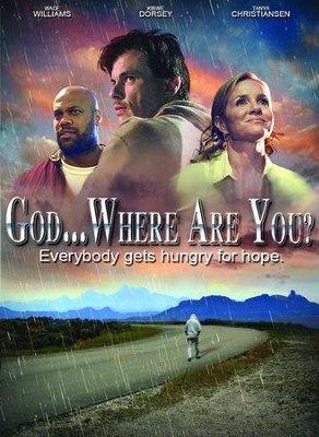 God... Where Are You? DVD   -