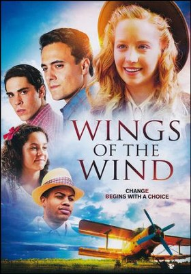 Wings of the Wind, DVD   -     By: Tony Robinson, Kim Robinson