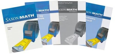 Saxon math intermediate 5 homeschool kit 9780544130203 saxon math intermediate 5 homeschool kit fandeluxe Images