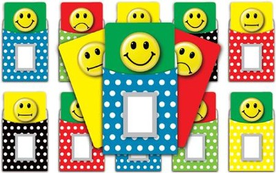Postive Behavior Kit - Assorted Polka Dots  -