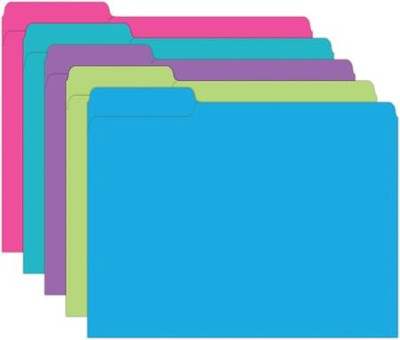 Mini Folders - Galactic Assorted, Pack of 25  -