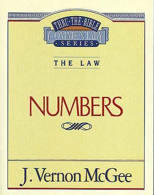 Numbers - eBook  -     By: J. Vernon McGee