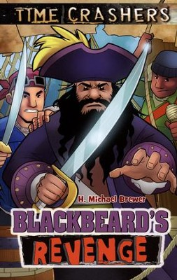 Time Crashers: Blackbeard's Revenge   -