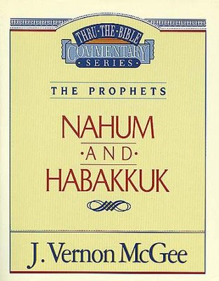 Nahum / Habakkuk - eBook  -     By: J. Vernon McGee