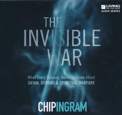 The Invisible War CD Series   -     By: Chip Ingram