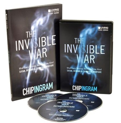 The Invisible War Group Starter Kit (1 DVD Set & 5 Study  Guides)  -     By: Chip Ingram