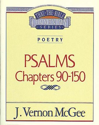 Psalms III - eBook  -     By: J. Vernon McGee