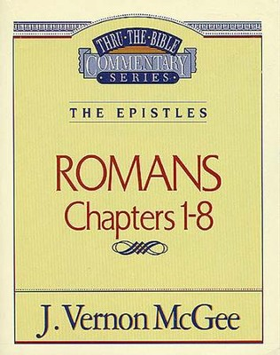 Romans I - eBook  -     By: J. Vernon McGee