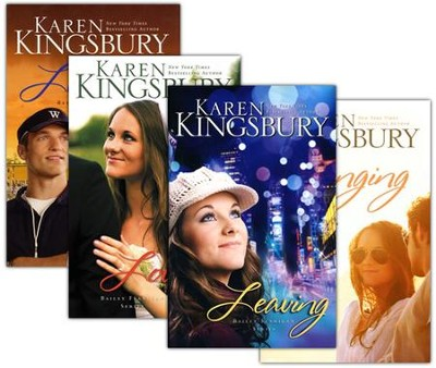 Bailey Flanigan Series, Volumes 1-4  -