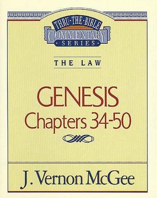 Genesis III - eBook  -     By: J. Vernon McGee