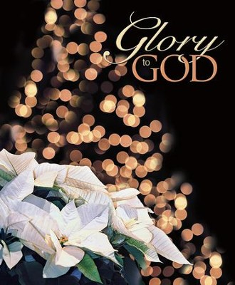 Glory to God, Pack of 100 Large Bulletins  -