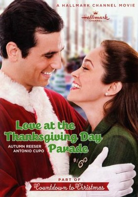 Love at the Thanksgiving Day Parade, DVD   -