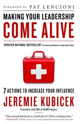 True Influence: The Model for the 21st Century Leader - eBook  -     By: Jeremie Kubicek