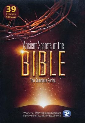 Ancient Secrets of the Bible: The Complete Series, 5-DVD Set   -