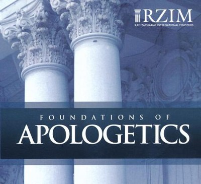 Foundations of Apologetics - DVD   -     By: Ravi Zacharias, Michael Ramsden, John Lennox, Stuart McAllister