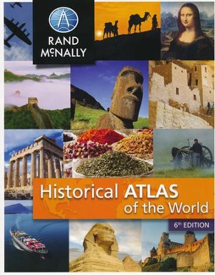 Historical Atlas of the World - 6th edition   -