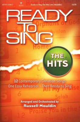 Ready to Sing the Hits Songbook  -