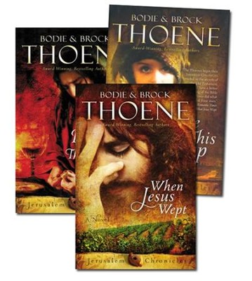Jerusalem Chronicles, Volumes 1-3  -     By: Brodie Thoene, Brock Thoene