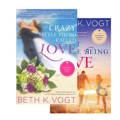 Destination Wedding Series, Volumes 1 & 2  -     By: Beth K. Vogt