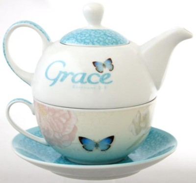 Grace, Tea For One  -