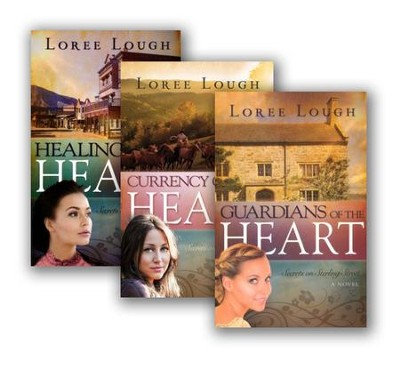 Secrets on Sterling Street Series, Volumes 1-3  -     By: Loree Lough