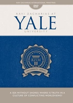 Ravi Zacharias at Yale University - DVD   -     By: Ravi Zacharias