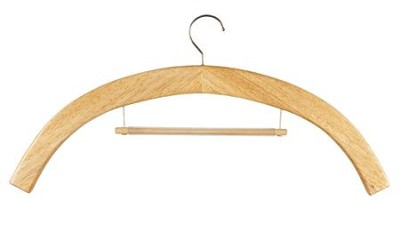 Wood Robe & Vestment Hanger   -