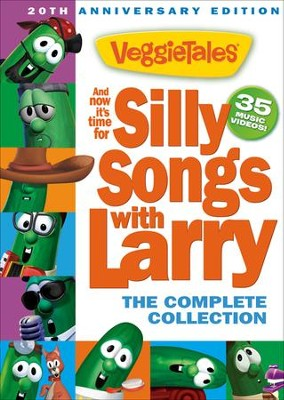 Silly Songs With Larry: The Complete Collection   -