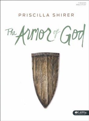 The Armor of God, Bible Study Book   -     By: Priscilla Shirer