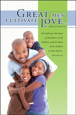 Father's Day Heritage (Malachi 4:6) Bulletins, 100  -