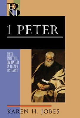 1 Peter: Baker Exegetical Commentary on the New Testament [BECNT] -eBook  -     By: Karen H. Jobes