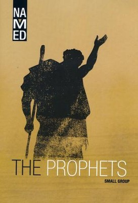 Named: The Prophets, Small Group DVD   -