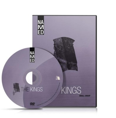 Named: The Kings, Small Group DVD   -